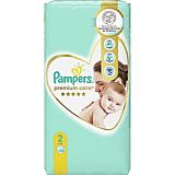 Scutece Pampers Premium Care Marimea 2, Nou Nascut, 4-8 kg, 46 bucati