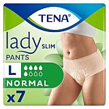 Chilot pentru incontinenta urinara Tena Lady Slim Pants marime L, 7 bucati