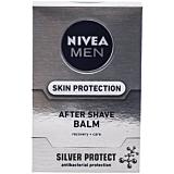 Balsam dupa ras Silver Protect Nivea Men, 100 ml