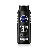Sampon de par Nivea Men Active Clean 400ml