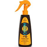Emulsie plaja rezistenta la apa cu ulei de masline ozonizat, Cosmetic Plant Ozon, SPF30, 200 ml