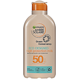 Lotiune cu protectie solara ridicata cu design sustenabil, Garnier Ambre Solaire, SPF50, 200 ml