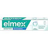 Pasta de dinti pentru dinti sensibili, elmex Sensitive Whitening, 75ml