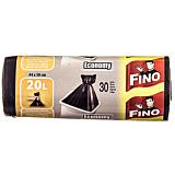 Pungi pentru gunoi Fino 20 litri, 44x50cm 30 bucati