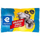 Spalator metal spirala Epack, 2 bucati