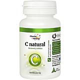 Vitamine si Minerale C Natural Dacia Plant 60 comprimate