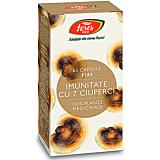 Imunitate cu 7 ciuperci Fares 63 capsule