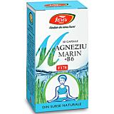 Supliment alimentar magneziu si vitamina B6 Fares 30 comprimate