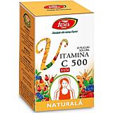 Vitamina C 500 solubila Fares 10buc