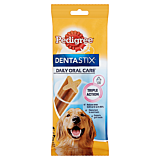 Hrana uscata complementara pentru caini de peste 4 luni Pedigree Dentastix 270g