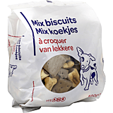 Mix biscuiti pentru caini Blanc 500g
