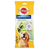 Hrana uscata complementara pentru caini Dentastix Pedigree, varsta peste 4 luni, 7 buc, 270 g