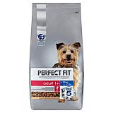 Hrana uscata completa bogata in pui pentru caini adulti, talie medie, Perfect Fit Adult 1+, 6 kg