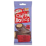 Hrana uscata complementara pentru caini adulti Chewy Bones, cu vita, 2 buc, 70 g