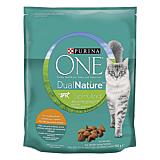Hrana pentru pisici, Purina One Dual Nature Adult bogata in pui, 750 g