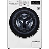Masina de spalat rufe LG F4WV510S0E, 10.5 Kg, 1400 rotatii, AI Direct Drive, Steam, TurboWash, Wi-fi, Clasa B