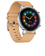 Smartwatch Huawei Watch GT 2 B19, 42mm. Alb