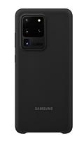 Cover pentru Samsung S20 Ultra, silicon, Negru