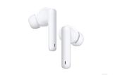 Casti bluetooth Huawei FreeBuds 4i, Anulare activa a zgomotului, 10 ore, Alb