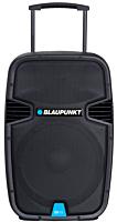 Boxa portabila Blaupunkt PA15, 700 W, FM, USB, SD, AUX, Karaoke, Negru