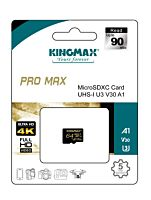 Card memorie KingMax Promax, MicroSDXC, 64GB + Adaptor