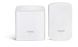 Router wireless Tenda Nova MW5 TND0033, Gigabit, Dual Band, 1200 Mbps, 2 Pack, Alb