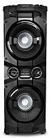 Boxa audio Poss PSBTST410, 400 W RMS, Bluetooth, FM, USB, AUX In, Karaoke, Negru