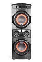 Sistem audio Poss PSBTST810, 800W, bluetooth, USB, Radio FM, USB, Karaoke, Negru
