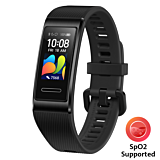 Bratara fitness Huawei Band 4 Pro, Black