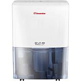 Dezumidificator Inventor EP3-WIFI16L, 16 L/24h, 240 W, Recipient 3L, Wi-Fi, Ionizator, Filtru Hepa, Alb