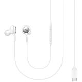 Casti in-ear Samsung IC100, Type-C, Alb