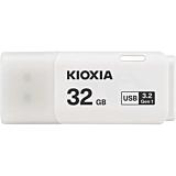 Stick de memorie USB Kioxia U301, 32GB, USB 3.0, Alb