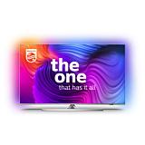 Televizor Smart LED Philips 43PUS8536/12, 108 cm, Android, 4K Ultra HD, Clasa G