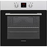 Cuptor incorporabil Heinner HBO-V659GCD-IX, 65 Litri, 9 functii, Grill, Ventilatie, Timer, Display touch, Clasa A, Inox