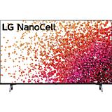 Televizor LED Smart LG 43NANO753, NanoCell, 108 cm, 4k Ultra HD, Clasa G