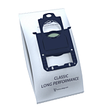 Set 12 saci aspirator Electrolux E201SM S-bag Classic Long Performance