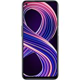 Telefon mobil Realme 8, Dual SIM, 128GB, 6GB RAM, 5G, Black