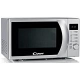 Cuptor cu microunde Candy CPMG2071DSS, 20 Litri, 700 W, grill, 8 programe, Argintiu