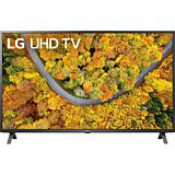 Televizor LED Smart LG 75UP75003LC, 191 cm, 4K Ultra HD, Clasa G