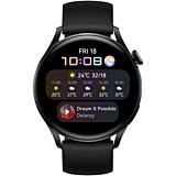 Smartwatch Huawei Watch 3, 46 mm, Negru
