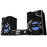 Sistem audio Panasonic MAX3500EK, 2400W, Bluetooth, FM, Negru