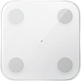 Cantar de baie inteligent Xiaomi Mi Scale 2, Bluetooth, 10 functii, 150 Kg max, Alb