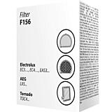 Set 3 filtre Electrolux F156 pentru aspiratoare fara sac
