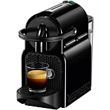 Espressor Nespresso Inissia EN80.B, 0.8 L, 1260 W, 19 bar, Negru