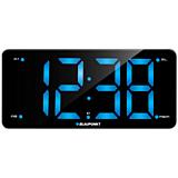 Radio cu ceas Blaupunkt CR15WH, FM radio, Dual Alarm, USB, Alb