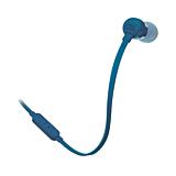 Casti Audio in ear JBL Tune 110, Cu fir, Albastru