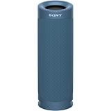 Boxa portabila Sony SRS-XB23B, Bluetooth 5.0, Extra Bass, Rezistenta la apa IP67, Autonomie 12 ore, Microfon, Albastru