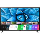 Televizor LED Smart LG 49UN73003LA, 123 cm, 4K Ultra HD, Clasa F, Negru