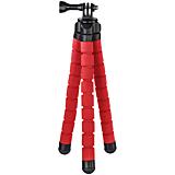 Mini Trepied Hama Flex 2v1, 26cm, Rosu
