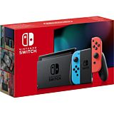 Consola NINTENDO Switch, Neon Red and Blue Joy-Cons